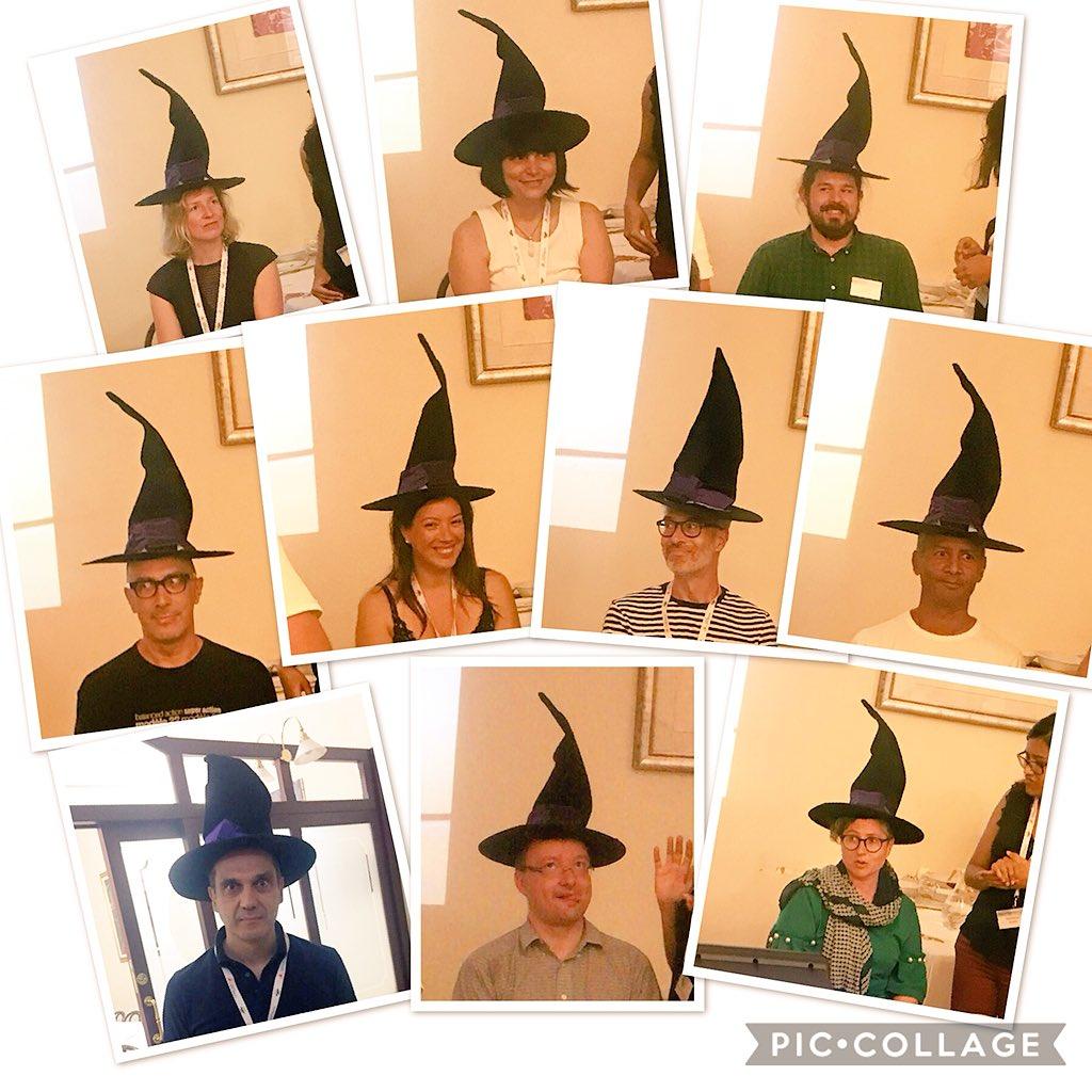 Assigning Research Task Force names with the magical hat